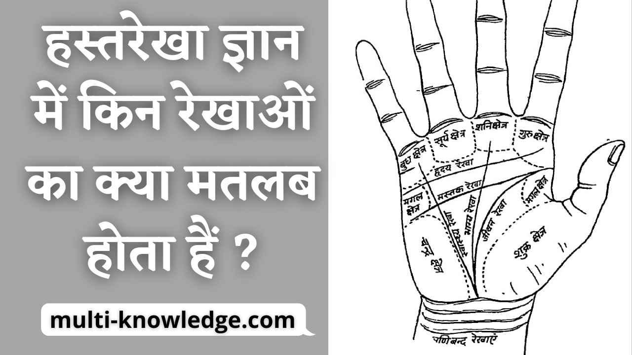 Palmistry in Hindi